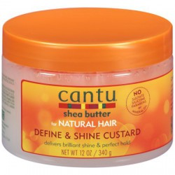 Define & Shine Custard 340g