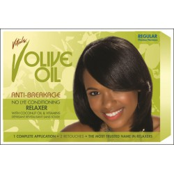 Olive Oil Relaxer Kit Regular