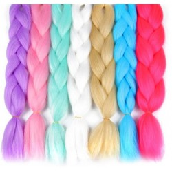 Kanekalon Braid Blond 100g