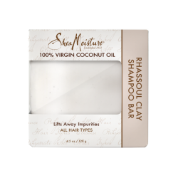 Coconut Oil Rhassoul Clay Shampoo Bar 128g