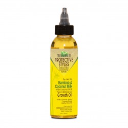 Bamboo, Biotin & Basil Growth Oil 118ml