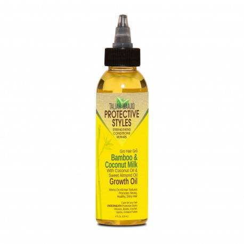Bamboo, Biotin & Basil Growth Oil 118ml