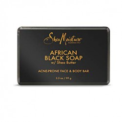 African Black Soap 230g