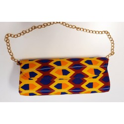 Kente Clutch bag 03