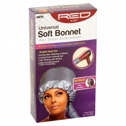 Soft Bonnet: Hair Dryer Attachment