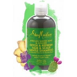 African Water Mint & Ginger Detox Conditioner 384ml