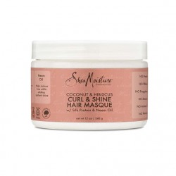 C&H Curl & Shine Hair Masque 340g