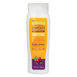 Cantu Grapeseed Strengthening Conditioner 400ml