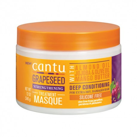 Cantu Grapeseed Strengthening Treatment Masque 340g