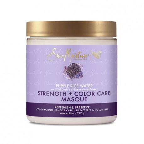 Purple Rice Water Color Care Masque 227g