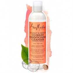 Coconut & Hibiscus Co-wash Cleanser 237ml