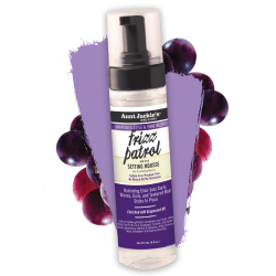 Grapeseed Frizz Patrol Setting Mousse 244ml