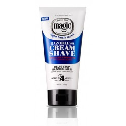 Razorless Cream Shave Regular
