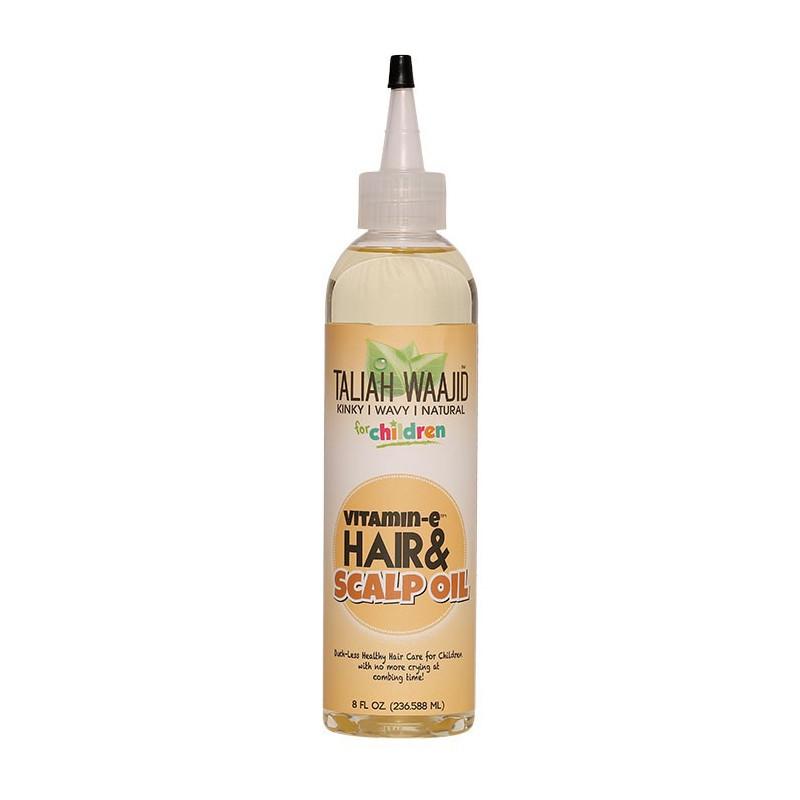 Natural Hair & Scalp Oil