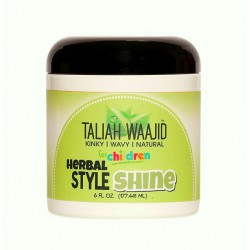 Natural Herbal Style & Shine