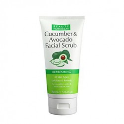 Cucumber & Avocado scrub 150ml