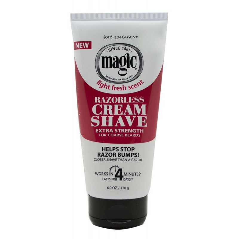 Razorless Cream Shave Extra Strenght Www Afro Shop Cz