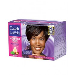 Moisture plus Relaxer kit Super