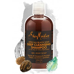 ABS Deep Cleansing Shampoo 384ML