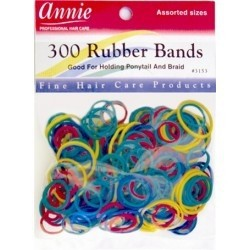 Rubber Bands - Assorted