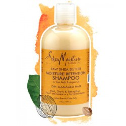 Raw Shea Moisture Retention Shampoo 384ml
