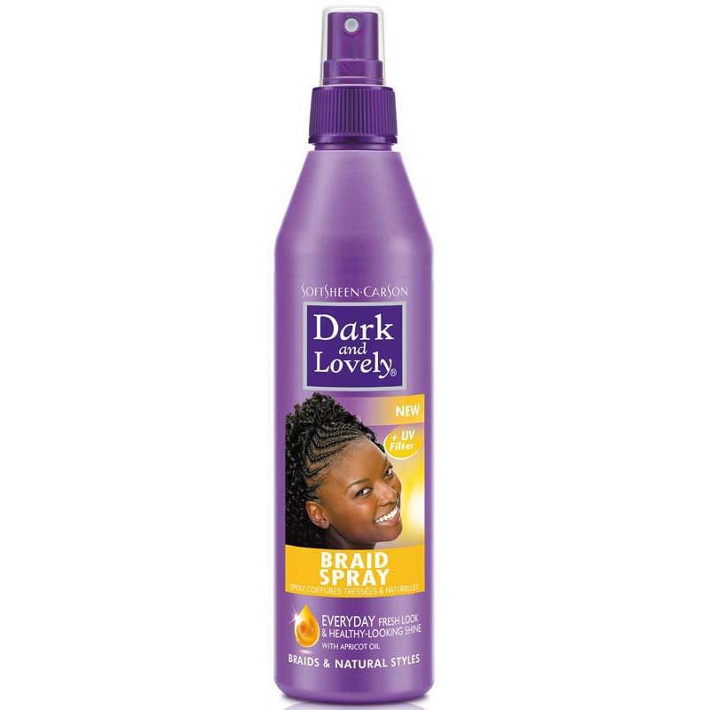 Dark and Lovely Braid spray 250ml
