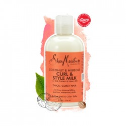 Coconut & Hibiscus Curl & Style Milk 236ml