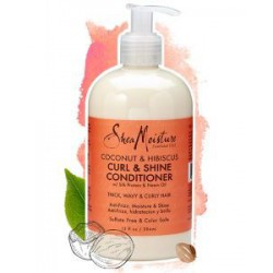 Coconut & Hibiscus Curl & Shine Conditioner 384 ml