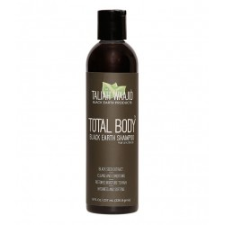 Total Body Black Earth Shampoo 237ml