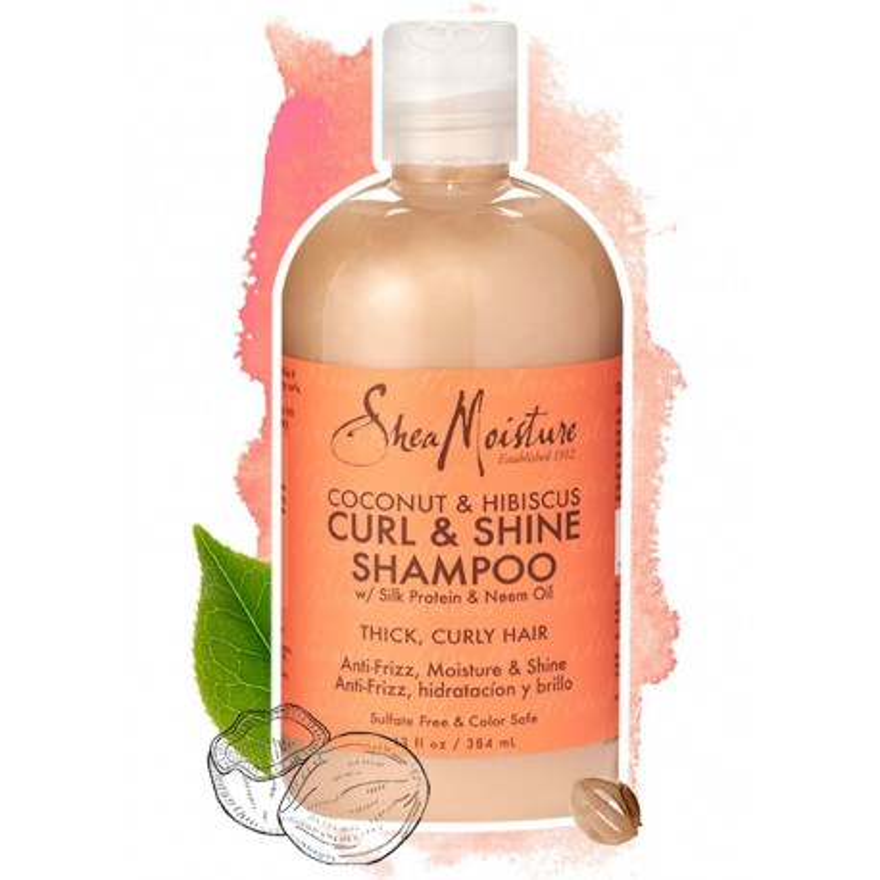 C&H Curl & Shine Shampoo 384ml