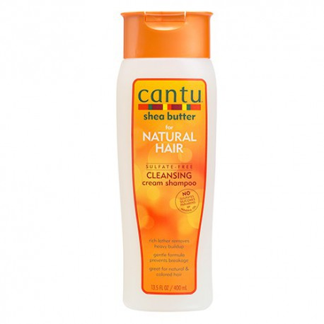 Cantu Cleansing Cream Shampoo 400ml